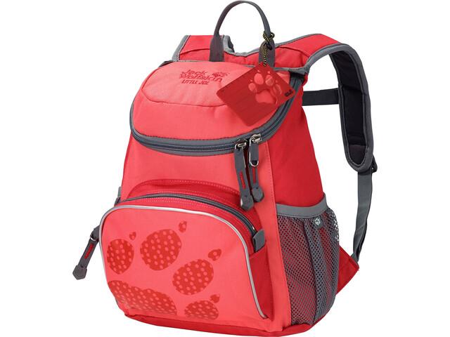 Jack Wolfskin Little Joe Backpack Kinder grapefruit